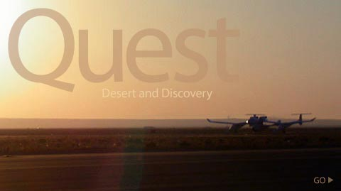 Quest: Desert and Discovery